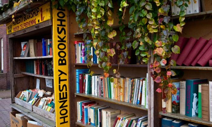 Honesty Bookshop Bredevoort