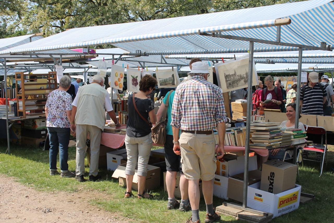 Boekenmarkt Bredevoort